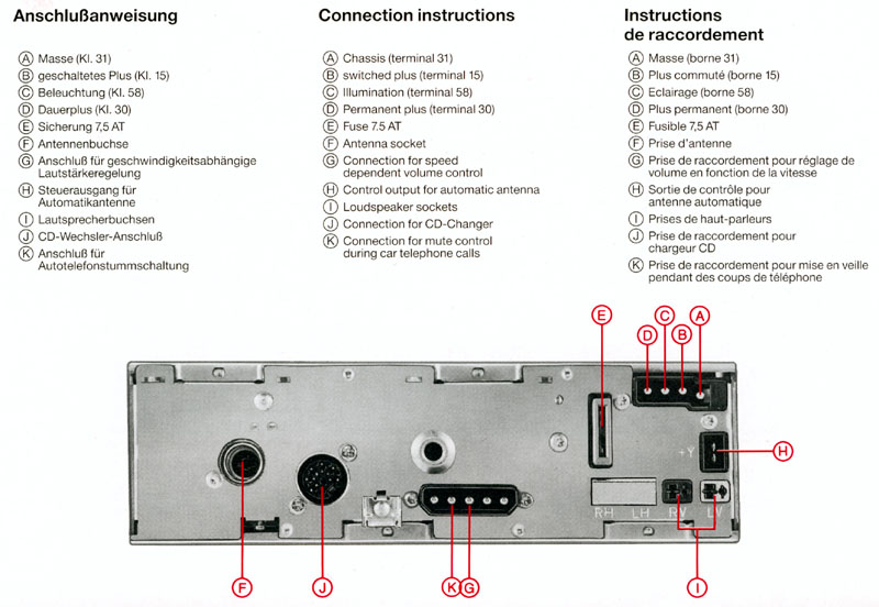 becker grand prix radio wiring diagram becker radio