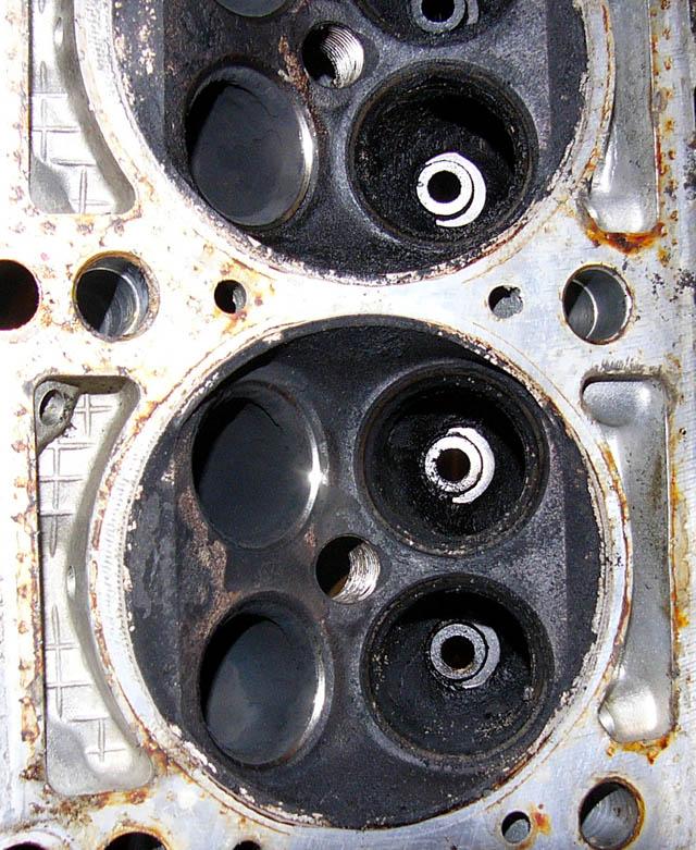 Фотографии разобранного 104го мотора от 124го или 202го Мерседеса