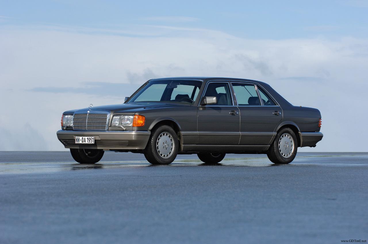 W126 Benz Site Extraordinaire