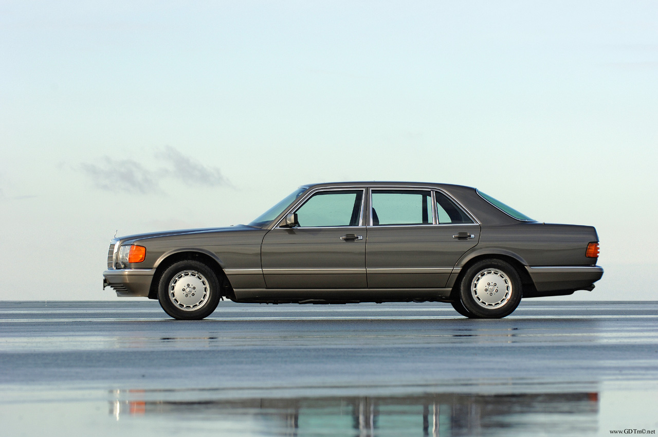 Mercedes benz w126 560 sel for Mercedes benz w126