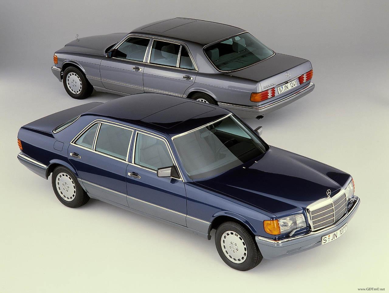 Re: Classic Mercedes-Benz
