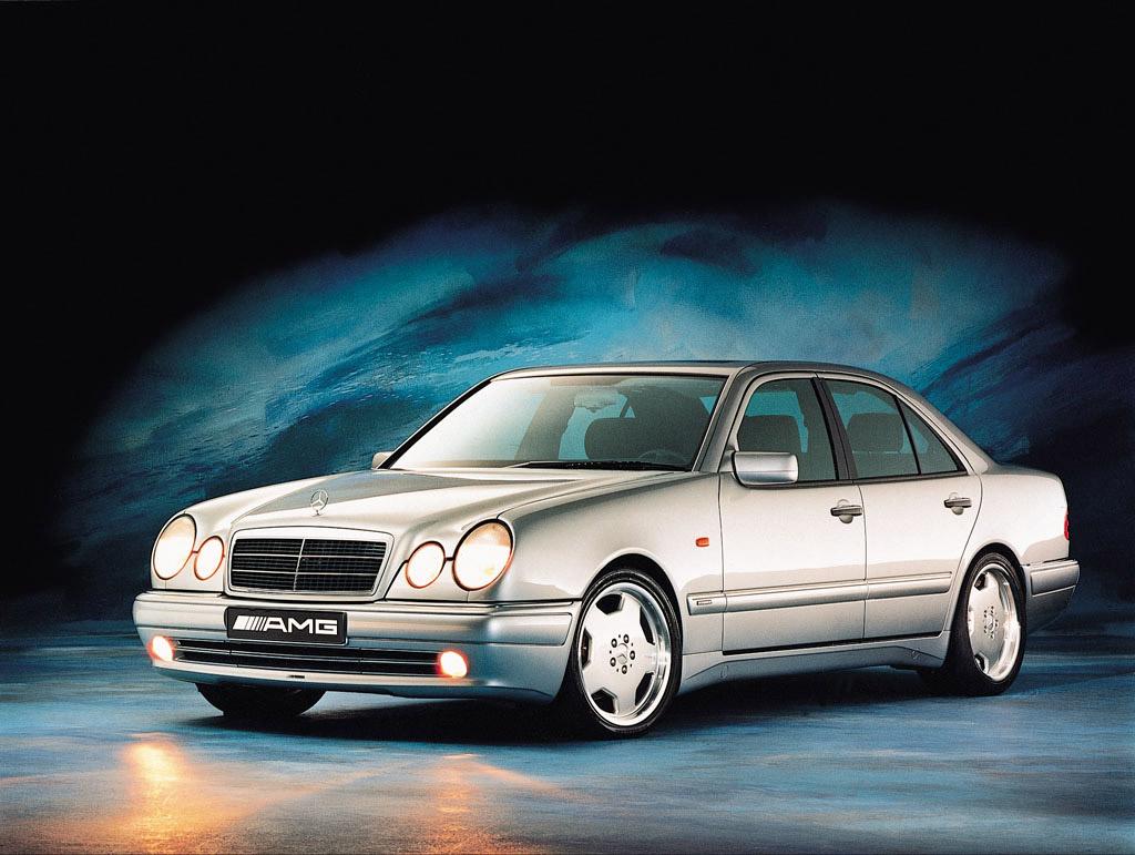 Mercedes-Benz W210 AMG