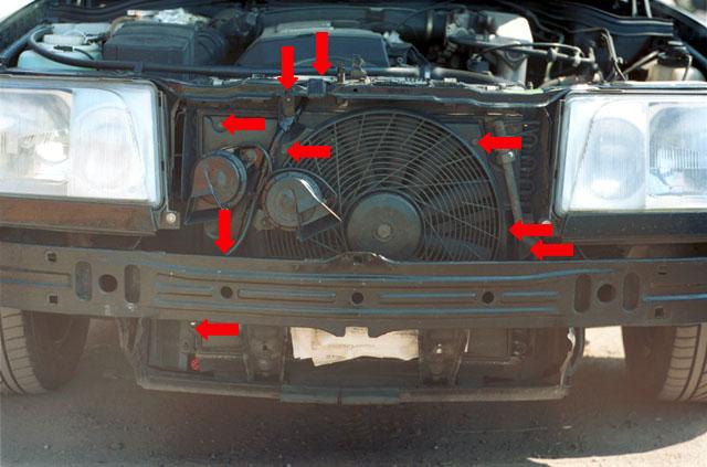 руководство по ремонту mercedes w124 скачать